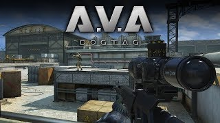 Alliance of Valiant Arms: Dog Tag - Gameplay clips