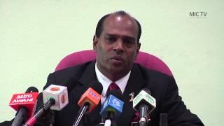 Datuk M.Saravanan Deepavali Wishes 2013