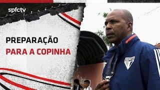 TRICOLOR PERTO DA ESTREIA NA COPINHA   SPFCTV