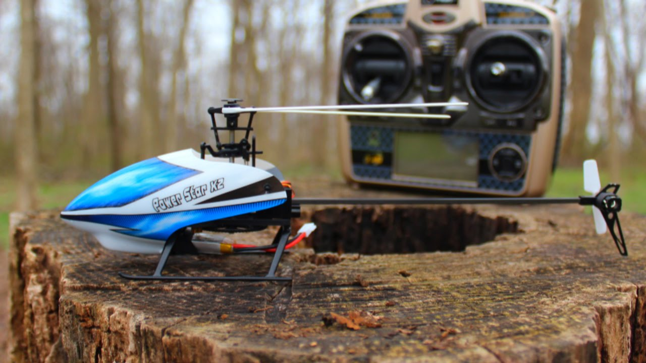 Demo of WLtoys V950 6CH 2.4G Brushless RC Helicopter #SamiLuo .