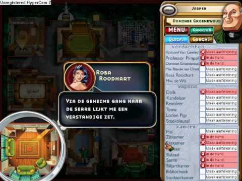 Cluedo PC (Zylom) Part 1