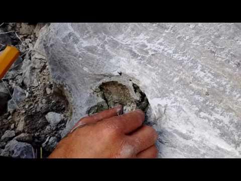 Utah prospecting with Lost Creek Mining.Thomas Range.