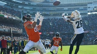 Chargers Top Plays in BIG Week 8 Win Over Bears!