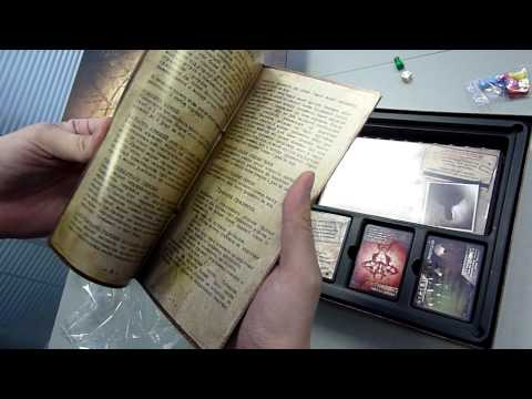 Настольная игра Метро 2033 - Unboxing Metro 2033