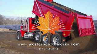 Solar Field Installation and Excavation - Western Earthworks