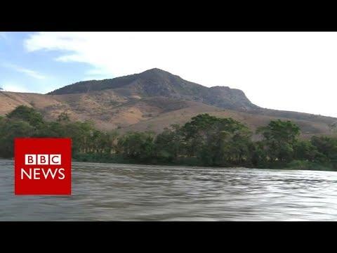 Future of Brazil's contaminated river Doce still unknown - BBC News