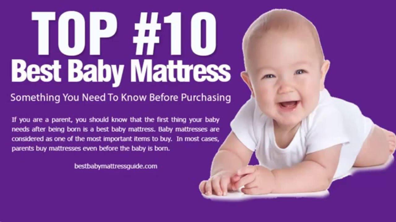 Top 10 Best Baby Mattress Review