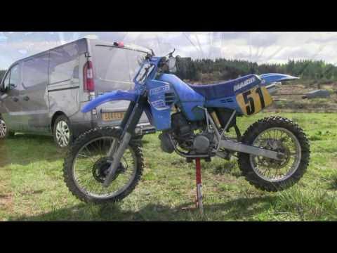 """Classic Dirt Bikes"" GM 500 Maico"