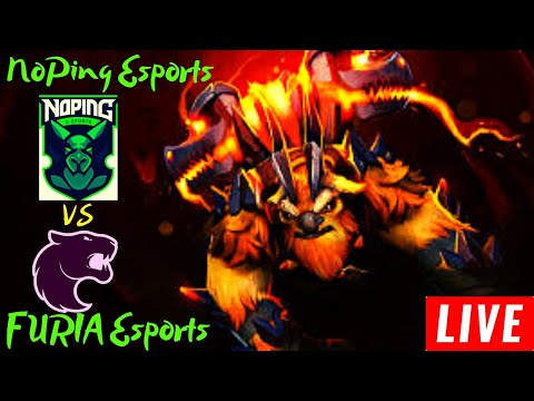 furia esports vs noping esports - dota 2 live stream now