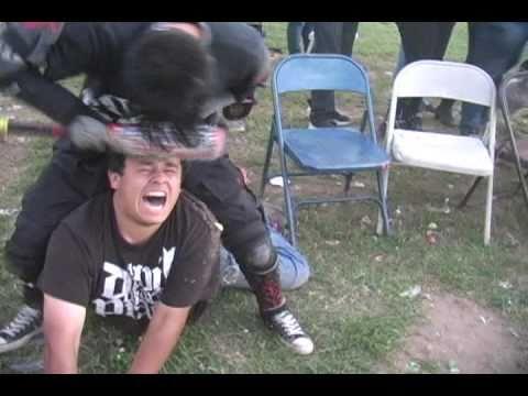 ESW backyard wrestling - ICW returns and invades - October . - ESW Backyard Wrestling - MOD Tribute Package