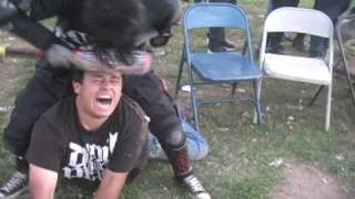 ESW backyard wrestling - ICW returns and invades - October 9th 2010