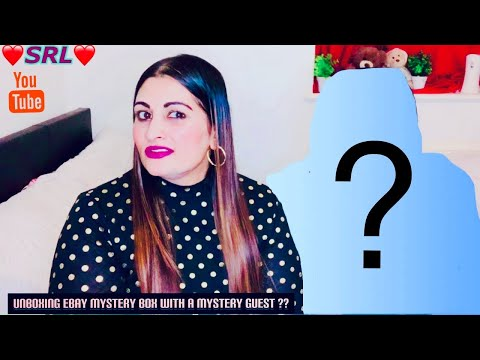 #mysterybox #mysteryboxunboxing EBAY Mystery Packs with a Mystery GUEST