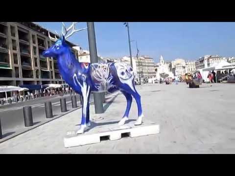 Le nouveau Vieux Port, Marseille