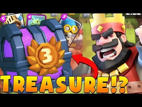 MEGA GEMS SUPER MAGICAL CHESTS OPENING - CLASH ROYALE MOBILE APP (IOS/Android)