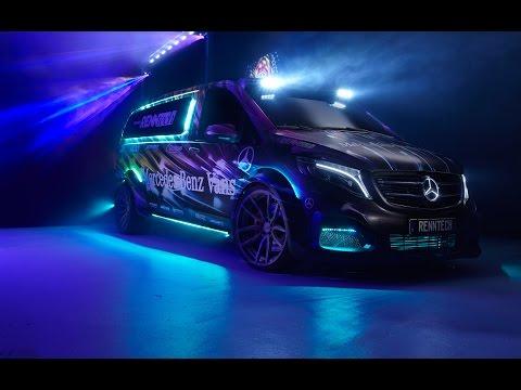 Meet The Mercedes-Benz Metris Dj Van
