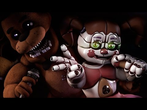"""""""Below The Surface"""" ONE HOUR VERSION   FNAF SISTER LOCATION SONG"""