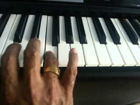 how to play a hard song onpiano