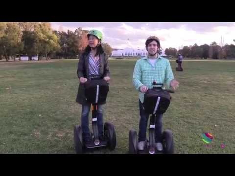 Human Brochure 101 Humans Segway Canberra Lake Burley Griffin Canberra ACT  Australia
