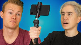Apple's Best Accessory For Under 50 Dollars - ManFrotto PIXI Plus Tripod