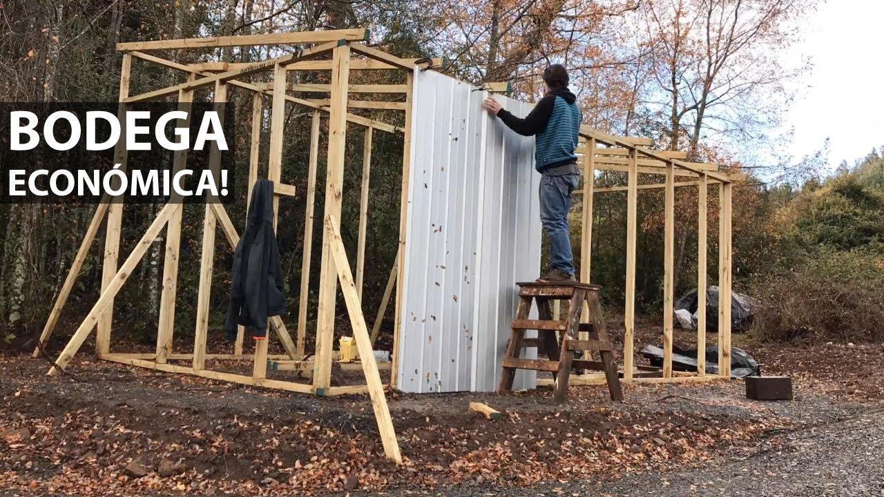 Construyendo una Bodega Liviana Desde Cero !