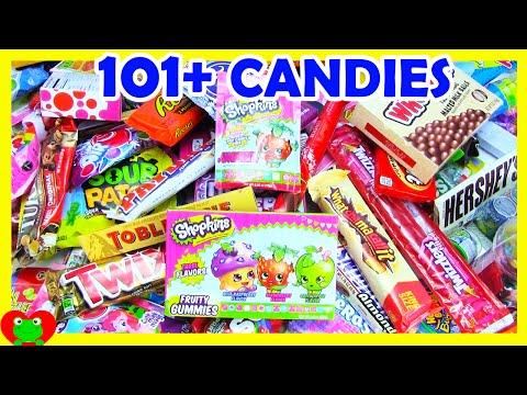 101+ Candies