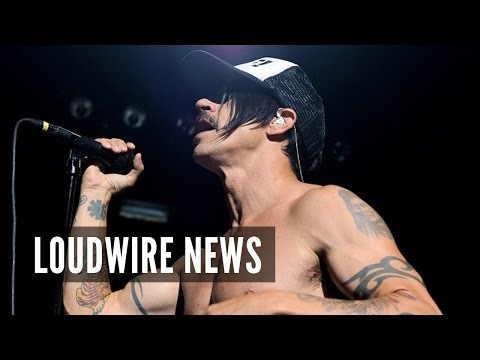 Anthony Kiedis Update on New Red Hot Chili Peppers Music