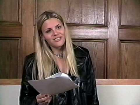 Freaks and Geeks audition, Kim Kelly Busy Phillips