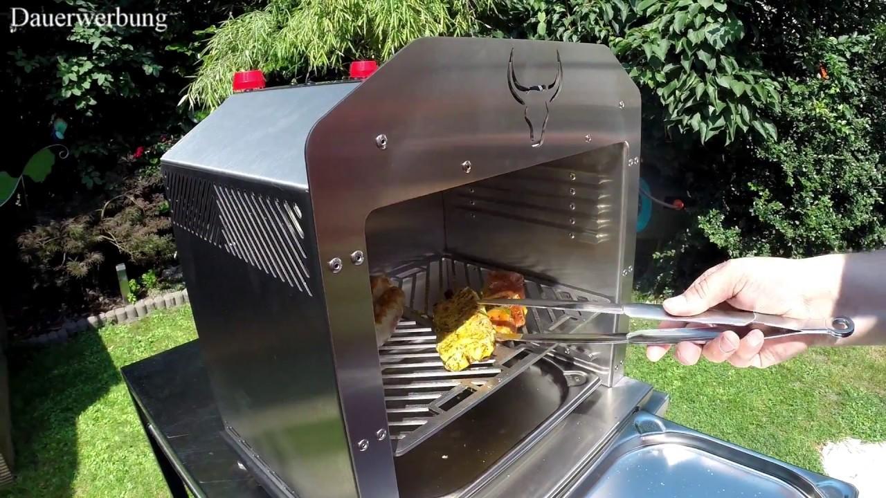 Rösle Gasgrill Xl : Vorstellung der beeftec® hotbox xl youtube