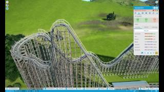 The Great Tree Tutorial: Airtime 5s, Excitement 5+, Nausea 5- Planet Coaster (Description)