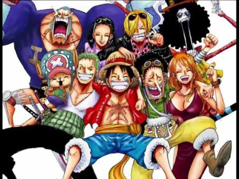 ♫ ONE WORLD ♫ - Straw Hat Pirates Version