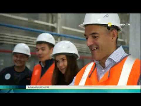 Business opportunities №9 (24.05.2017) - Kazakh TV
