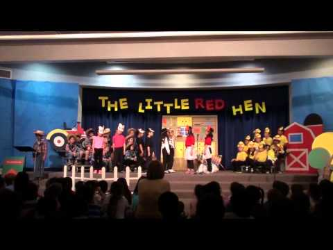 The Little Red Hen - Regnart 2013