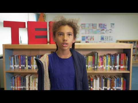 Conquer your fear through trapeze | Ada Liberson | Williamsburg Northside School