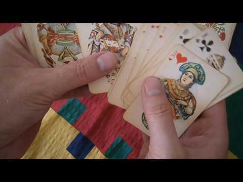 Карточная игра Черный Петр
