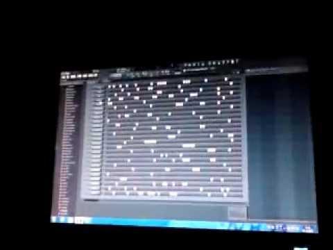 Новый DubStep Cube Создаём музыку в стиле dub step №3