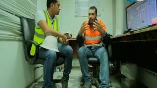 قصر الكلام - م.محمد الحديدي مدير عملية التشغيل بمنجم السكري يوضح احجام الكتل الذهبية والخامات
