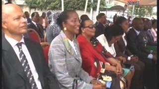Irina Bokova et les autorités ivoirennes inaugurent le bureau de l