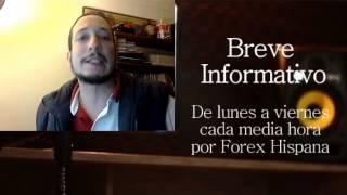 Breve Informativo - Noticias Forex del 17 de Enero 2017
