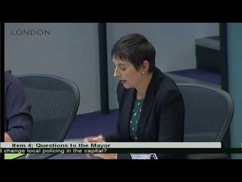 Caroline Pidgeon tears into the Mayor's police station closure strategy