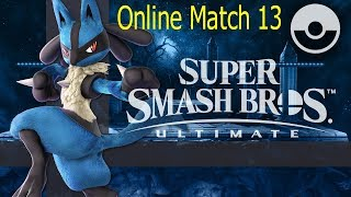 Super Smash Bros Ultimate Online Match 13 - Talking About The Latest Nintendo Direct