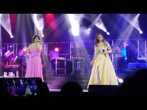 RVA Hits Medley -Regine Velasquez & Julie Ann San Jose #3Stars1HeartConcert