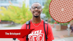 NC State University Campus Tour - The Brickyard with Gabe