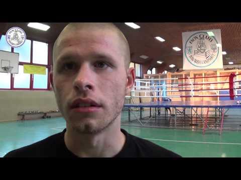 Boxclub Bavaria Landshut - Training mit Leopold Begerack