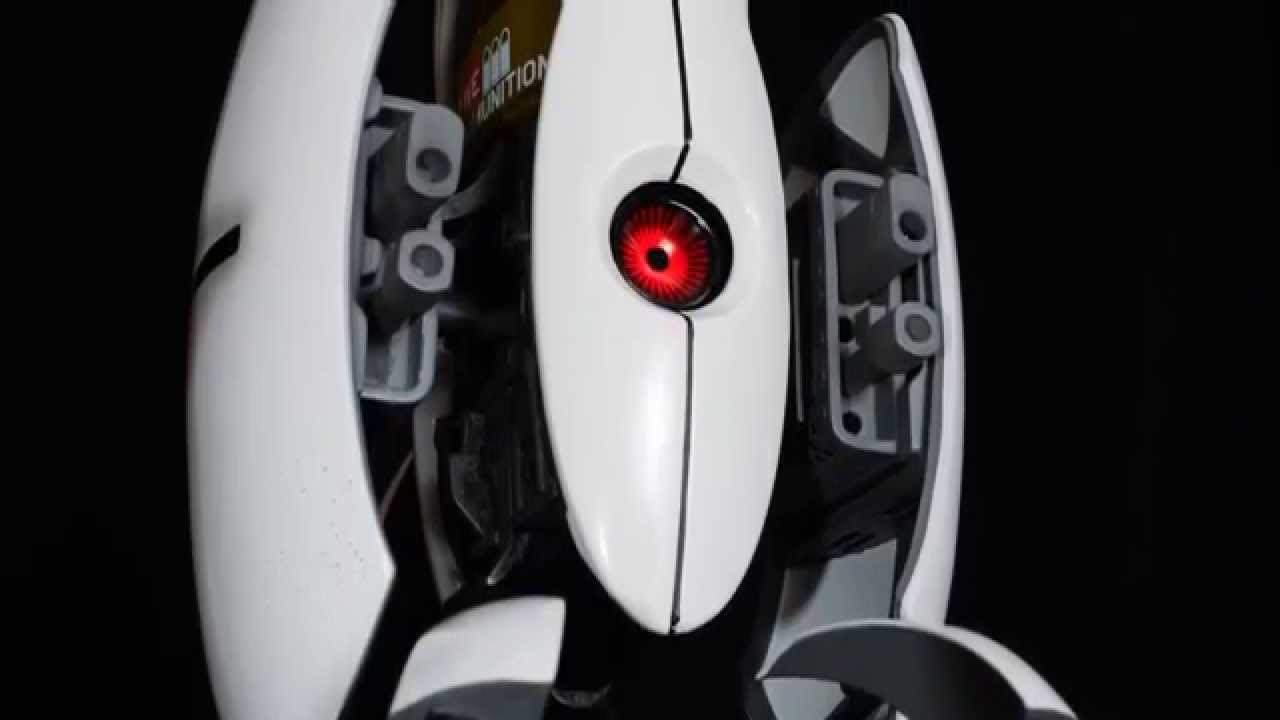 Unboxing Portal 2 Turret By Gaming Heads
