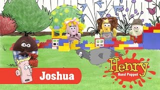 Joshua and the Battle of Jericho | Henry Hand Puppet | Ep8