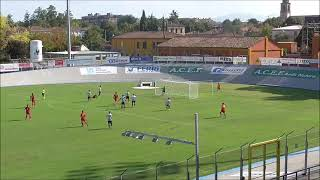 Serie D Girone D Fiorenzuola-Pianese 1-0
