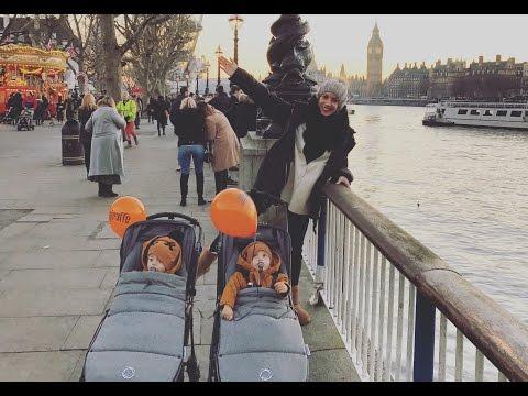 VLOG | VIAJE A LONDRES PARTE 2 | Primer día de turismo, London Eye, Big Ben...