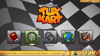 Super Tux Kart - Free & Open Source Game!   Review