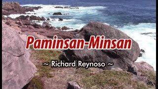 Paminsan-Minsan - Richard Reynoso (KARAOKE VERSION)