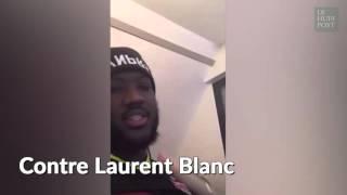 Accusé d'avoir insulté Laurent Blanc dans une vidéo, Serge Aurier dément